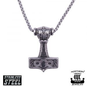 t16 NVJRS090 RS ETERNITY KNOTWORK THOR´S HAMMER 55CM rs 50mm