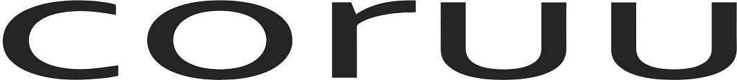 Coruu logo syvätty